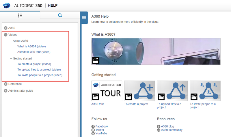Go to the A360 help section to get more assistance