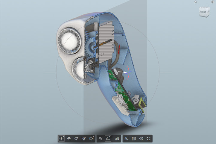 See inside your 3D model