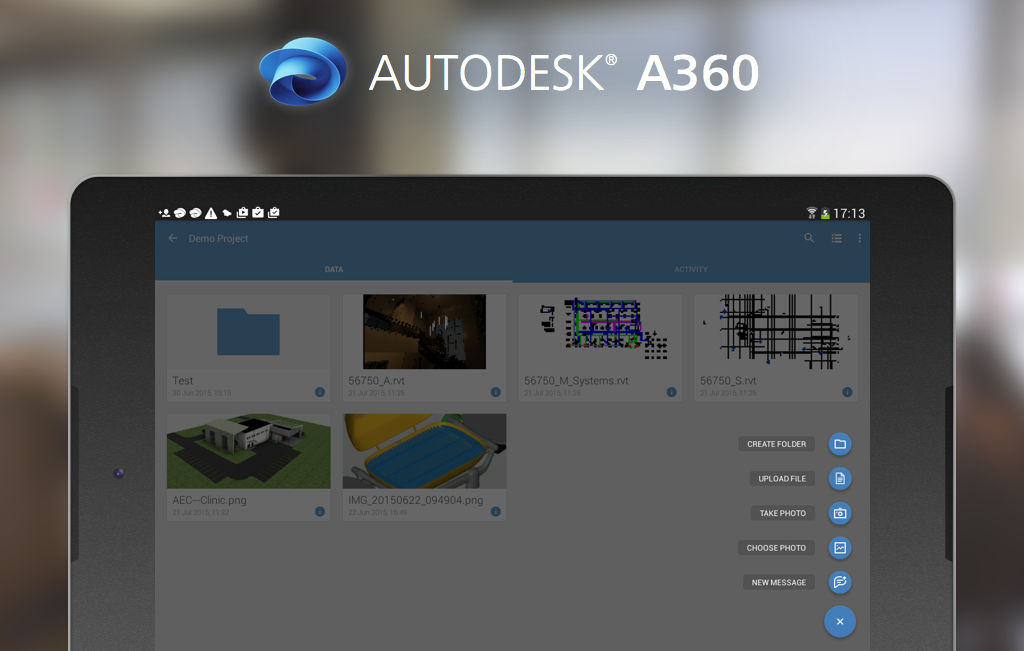A360 Android - Create new folders in A360