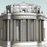 Project Soane Rendering of 3D Models