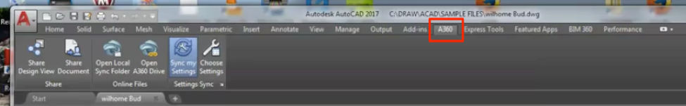 Share AutoCAD Files