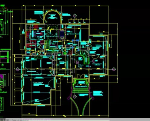 Share AutoCAD Files