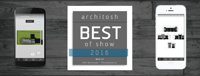 Architosh BEST of SHOW