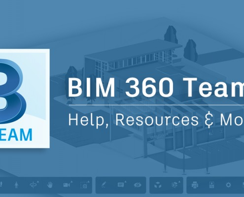 BIM 360 Team Help Links, Tutorials, and Resources
